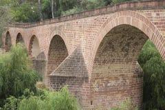 Apedreje a ponte Imagens de Stock