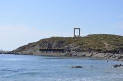 Apeiranthos. Summer in greece, naxos Stock Photo