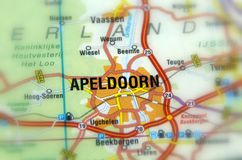 Apeldoorn, Gelderland, The Netherlands - Europe. Apeldoorn is a municipality and city in the province of Gelderland in the centre of the Netherlands Europe Stock Photo