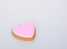 apelmace la decoración o la decoración de la torta de la forma del corazón en un fondo Foto de archivo