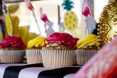 Apelmaza el cumpleaños del Victoriaen julio Imagen de archivo libre de regalías