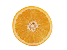 Apelsin. A half of orange on a board culinary Stock Photo
