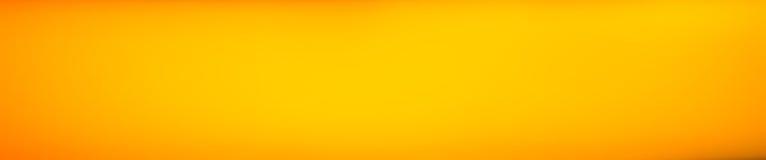 Apelsin- och gulinglutning Royaltyfri Bild
