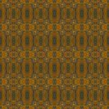 Apelsinen blänker den sömlösa tegelplattan Royaltyfria Bilder