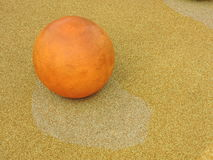 Apelsinen klumpa ihop sig Royaltyfria Foton