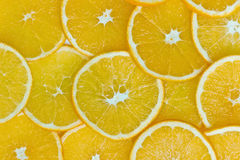 apelsiner för bakgrund D f o blir grund Royaltyfria Bilder