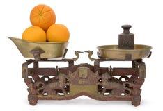 apelsiner för kg ett Arkivbilder