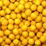 apelsiner pile moget royaltyfri illustrationer