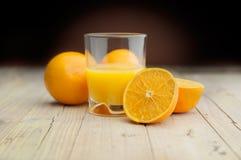 Apelsinsnitt Fotografering för Bildbyråer