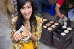 Apem crepe indonesia imagenes de archivo
