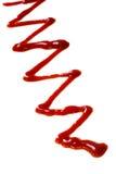 Apenas ketchup Imagens de Stock
