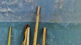 Apenas mesas Fotografia de Stock