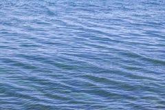 Apenas ondas del mar Fotos de archivo