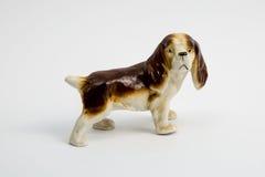 Apenas un perro Imagenes de archivo