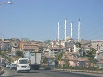 Apenas una mezquita Fotografía de archivo libre de regalías