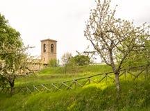 Apennines χώρα Στοκ Φωτογραφίες