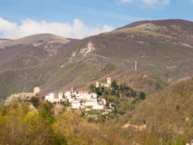Apennines country Royalty Free Stock Image