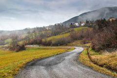 The Apennines, Italy. Royalty Free Stock Photo