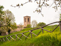 Apennines-Land lizenzfreies stockfoto
