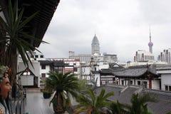 Aperçu de la perle du ` s de Changhaï images libres de droits