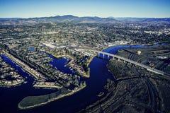 Aperçu de Napa Valley images stock