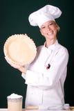 Aperfeiçoe a crosta de torta Fotografia de Stock Royalty Free