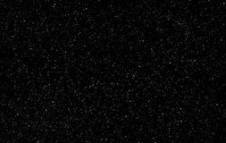 Aperfeiçoe o fundo estrelado do céu noturno - backgro do vetor de espaço ilustração royalty free