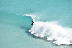 Aperfeiçoe a onda Fotos de Stock