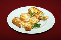 aperitivi delle insalate Immagini Stock Libere da Diritti