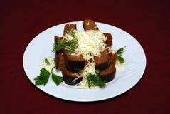 aperitivi delle insalate Immagini Stock