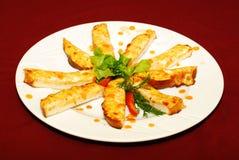 aperitivi delle insalate Fotografia Stock Libera da Diritti