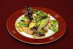 aperitivi delle insalate Immagine Stock