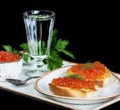 aperitivo Fotografia Stock