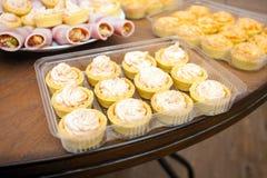 Aperitivo de la comida del cóctel Imagen de archivo