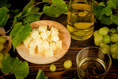 Aperitivo del formaggio Fotografia Stock Libera da Diritti