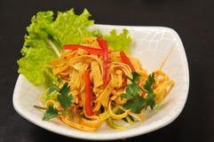 aperitivo do Chinês-estilo Fotografia de Stock
