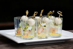 Aperitivo do cocktail foto de stock