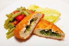 Aperitivo, ensalada, comida sabrosa, apetito fotos de archivo