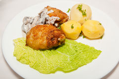 Aperitivo, ensalada, comida sabrosa, apetito fotos de archivo libres de regalías