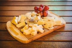 Aperitivos do vinho Imagem de Stock Royalty Free