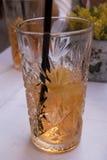 Aperol di vetro Spritz Fotografia Stock Libera da Diritti