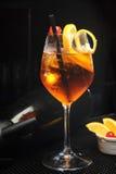 Aperol Spritz Imagens de Stock Royalty Free