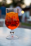 Aperol Spritz il cocktail Fotografia Stock