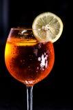 Aperol Spritz il cocktail Immagine Stock Libera da Diritti