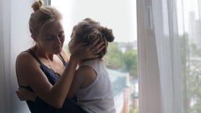 Aperto da matriz e da filha