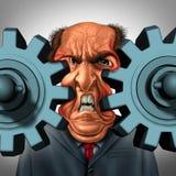 Aperto do negócio ilustração do vetor