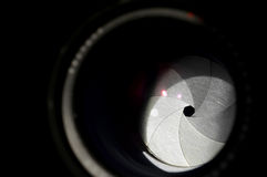Aperture. Stock Photography