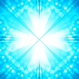 Aperture fuzzy blue background Royalty Free Stock Photos