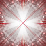 Aperture fuzzy red background Stock Photography
