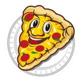 Apetyczna pizza ilustracji